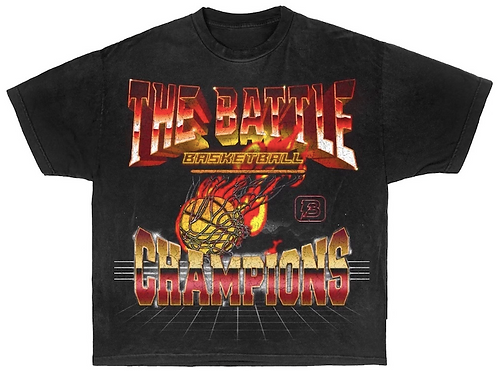 The Battle Champions - Tee (Colored)