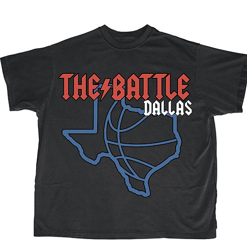 THE BATTLE TEE - DALLAS COLLECTION