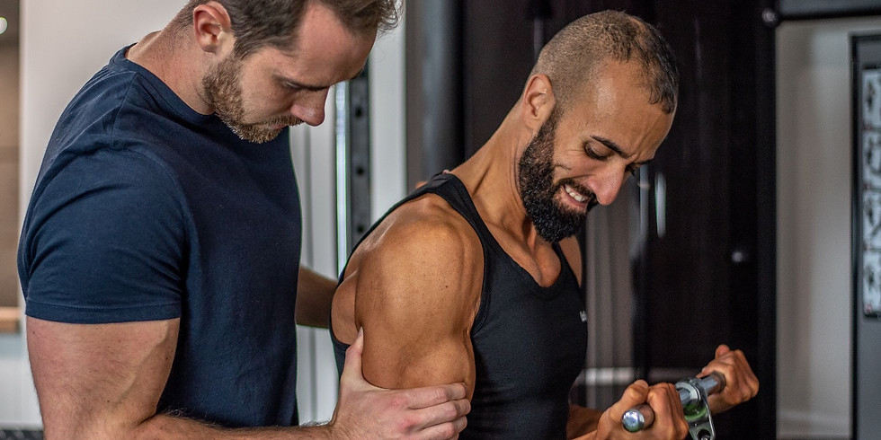 HOW TO ACHIEVE TRANSFORMATIONS WITH YOUR CLIENTS IN A BUSY COMMERCIAL GYM