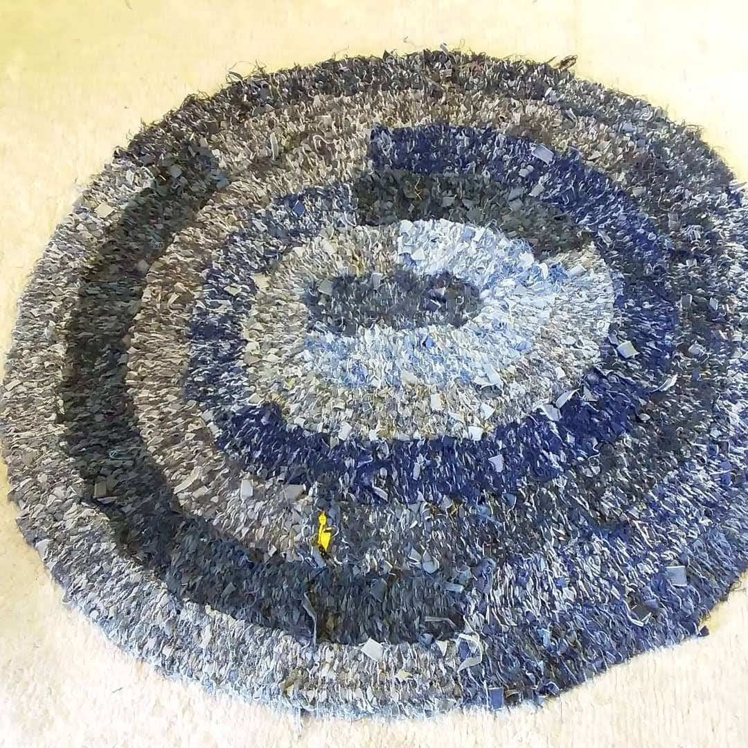 Made from jeans