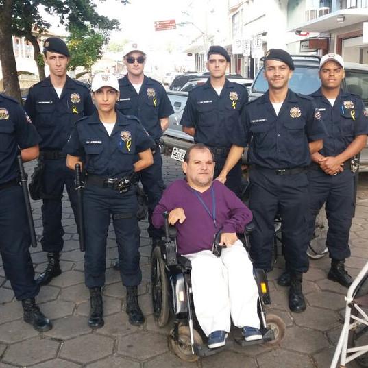 Guarda Municipal de SJDR - 2017