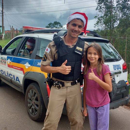 Natal Solidário PMMG - 2018
