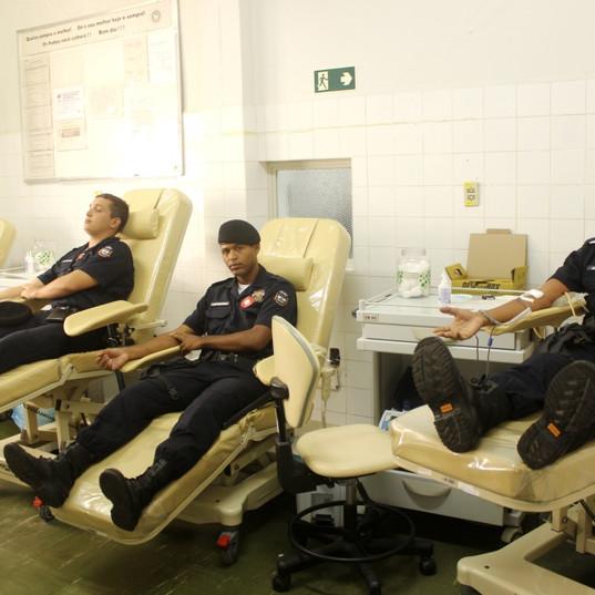 Campanha Doação de Sangue - 2017