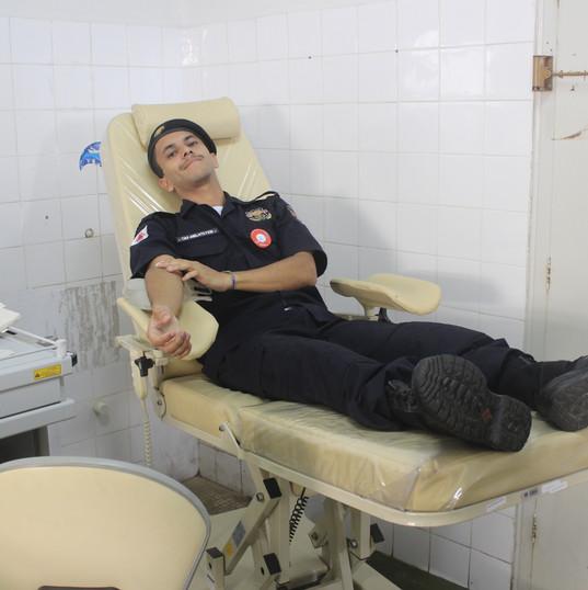 Doação de Sangue - 2017