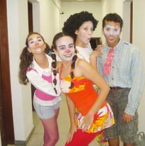 Aula de Palhaço - 2010