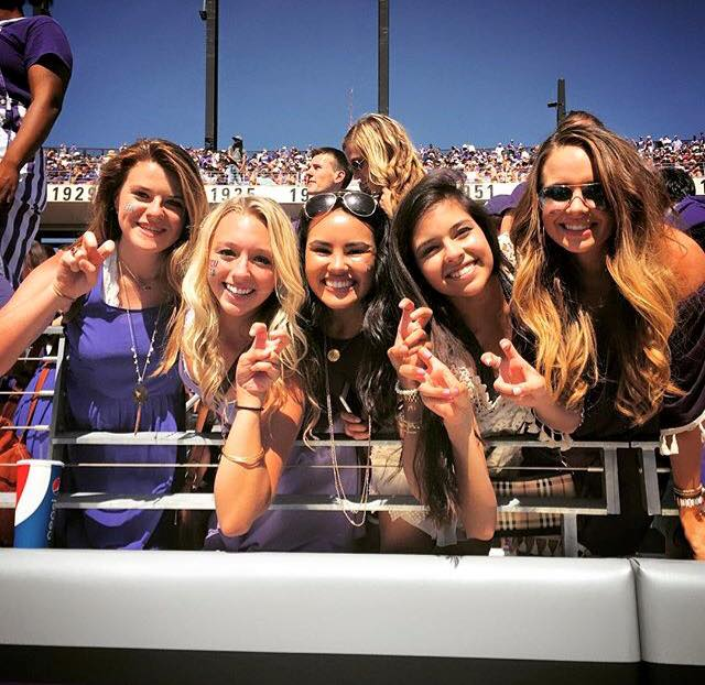 TCU Football Season 2015