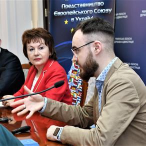 Для молоді та освітян Рівненщини презентували програми навчання в ЄС