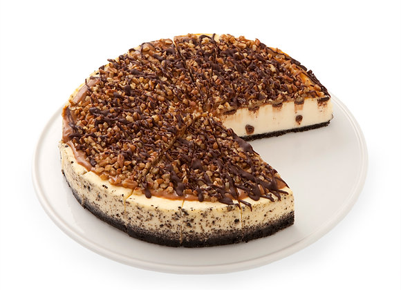 Turtle Cheesecake (Smaller size)
