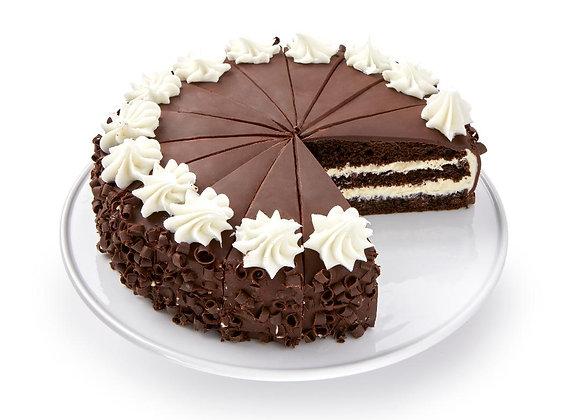 Luxe Chocolate Cream Cake