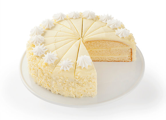 Lemon Twist Cake