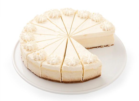 Vanilla Bliss Cheesecake
