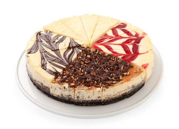 Variety Cheesecake