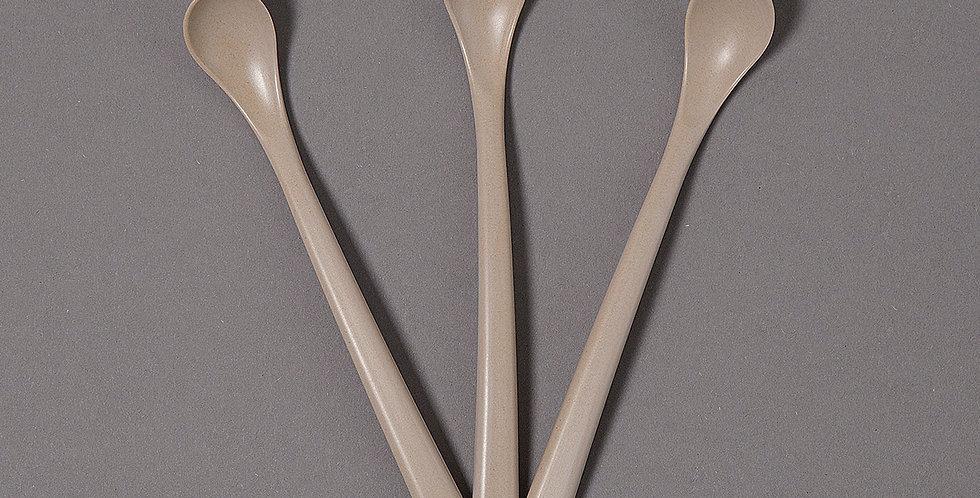 Bamboo Feeding Spoon, Fog