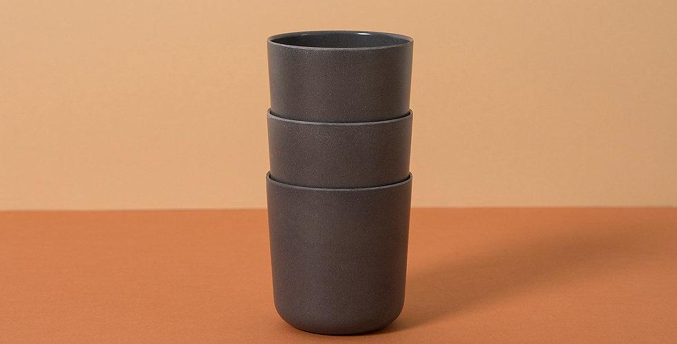 Bamboo Mug 3 pack, Ocean