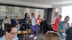 Kenilworth Socially Shared Session