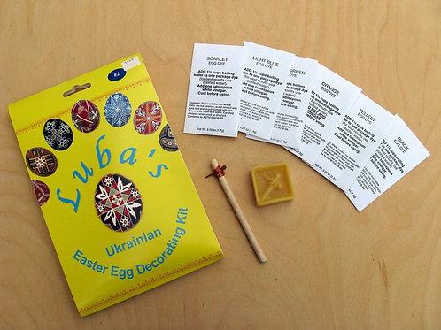 Ukrainian Egg Decorating Kit-small