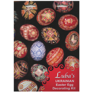 Ukrainian Egg Decorating Kit-large