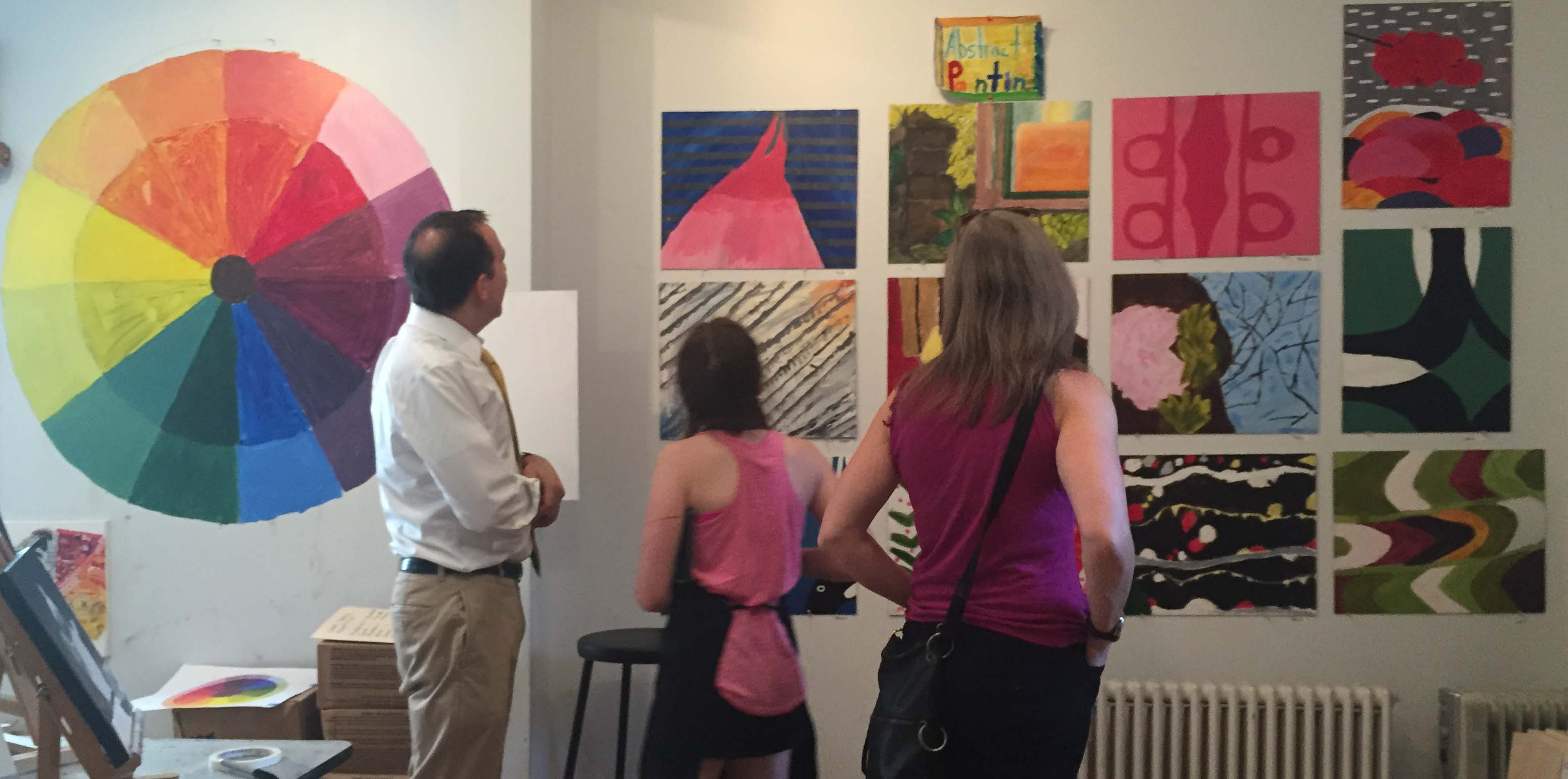 art show event
