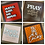 Thumbnail: 8 Inch Framed Multi-Layer Signs