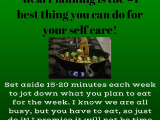 The #1 Thing You Can Do For Your Self Care