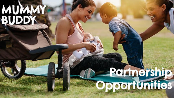 Mummy Buddy -  Partnership Opportunities