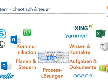 Alles außer SAP!