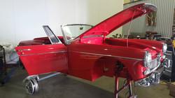 Classic Car Restoration MG Midget