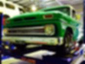 Wheel Alignment Chev Truck