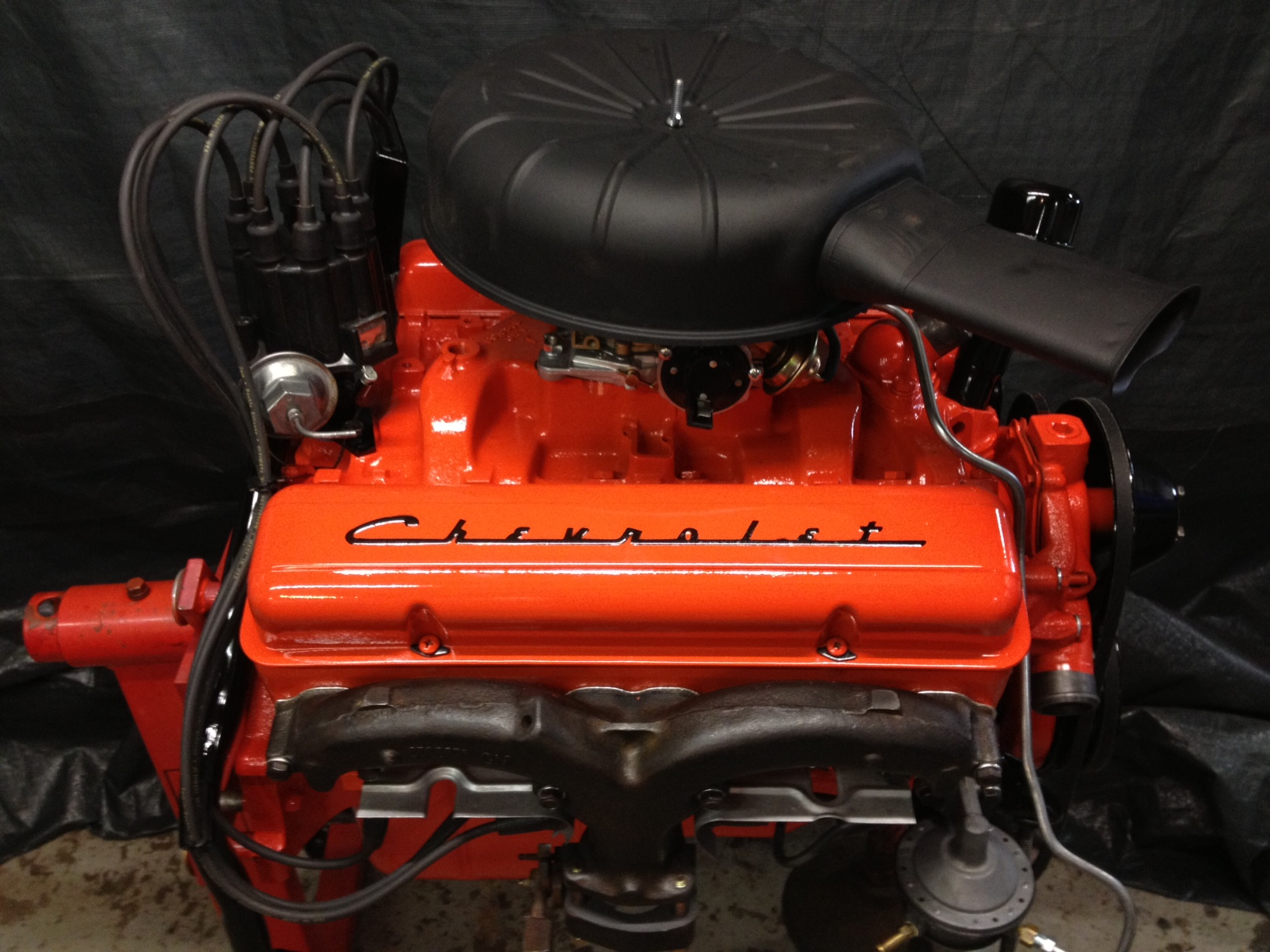 Engine Restoration