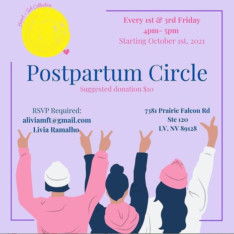 Postpartum Circle