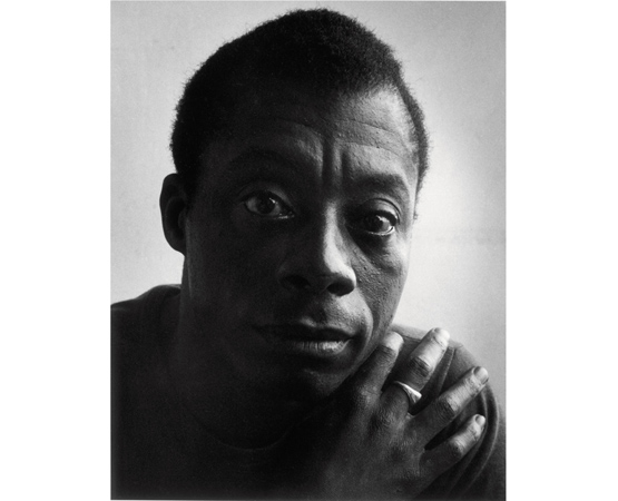 James Baldwin'in Portresi