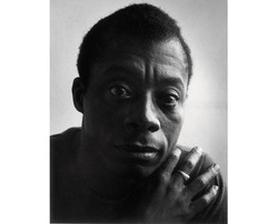 James Baldwin'in Portresi