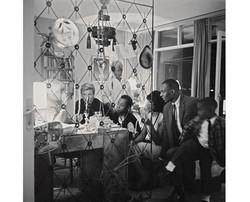 James Baldwin Cezzarların evinde.