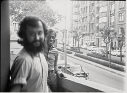 Fotoğrafçı Sedat Pakay ve Baldwin
