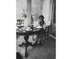 James Baldwin'in dalgın bir anı