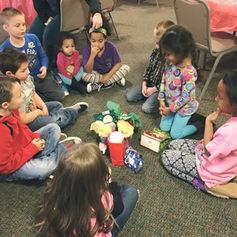 Kids Church - First Presbyterian Hugo