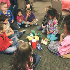 Kids Church - First Presbyterian Hugo