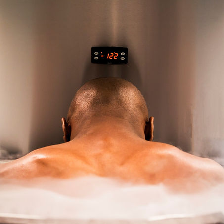 Recover with Cryotherapy