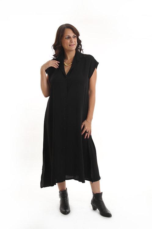 שמלת יהלי שחורה