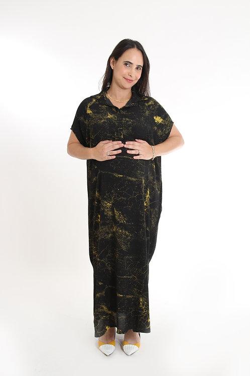 שמלת רותם מקסי הריון