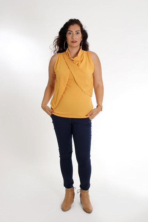 ג'ינס מושלם להריון ולאחר לידה בגזרת סקיני. מגיע עם גומייה פנימית שמאפשרת לך להתרחב עם התקדמות ההיריון. אליה | ELYA Fashion