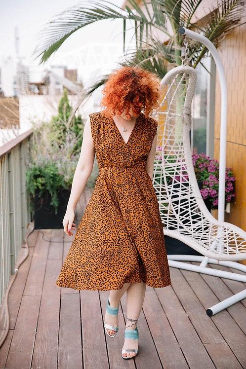 שמלת אלכסנדרה קאמל