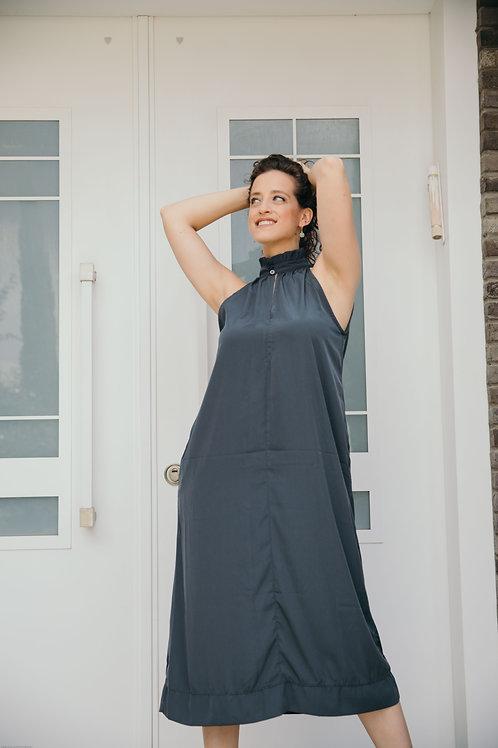שמלת אנה אפור