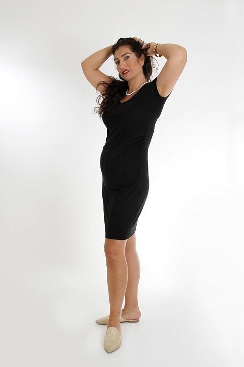 שמלת בייסיק שחור