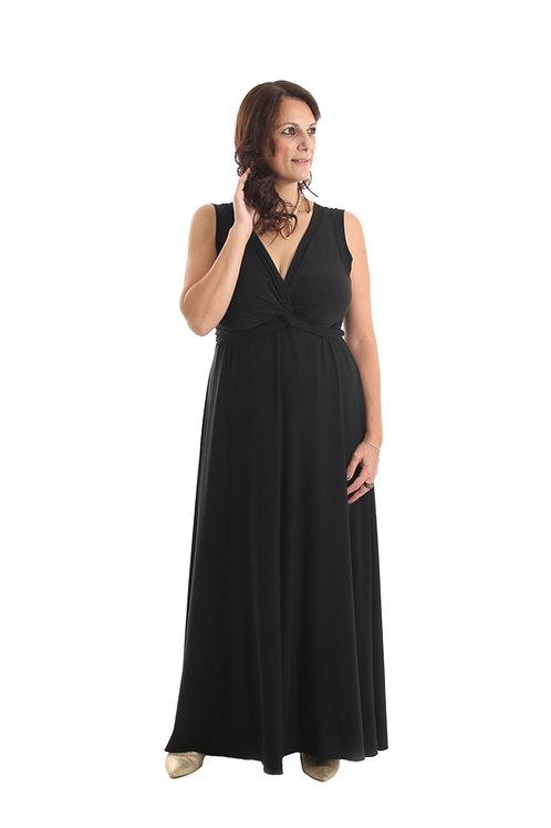 שמלת פרנצסקה שחור