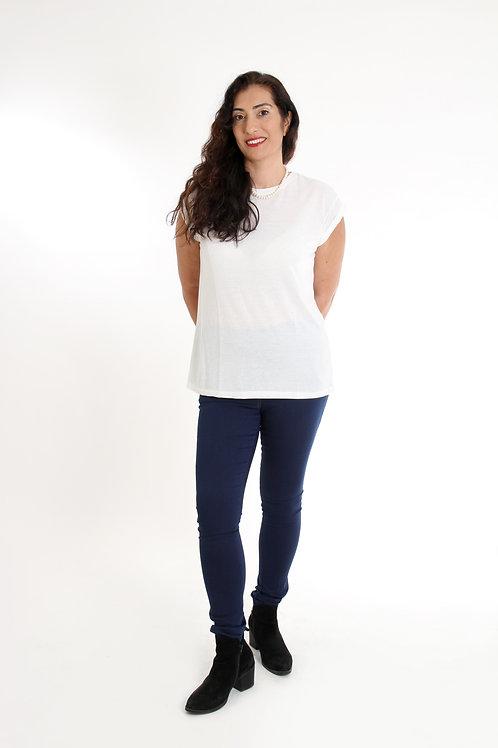חולצת שניר לבן