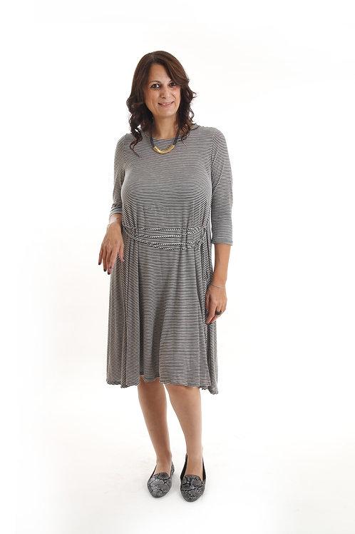 שמלת רנה פסים