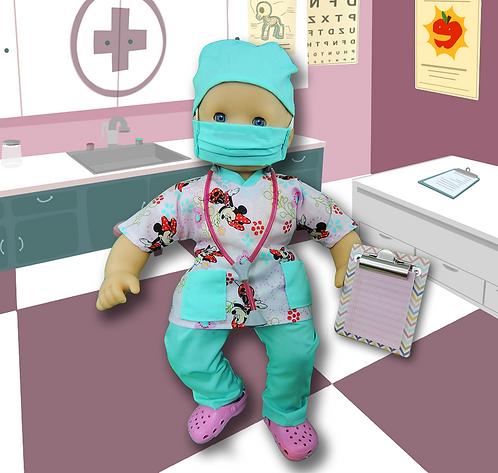 Minnie Nurse Set