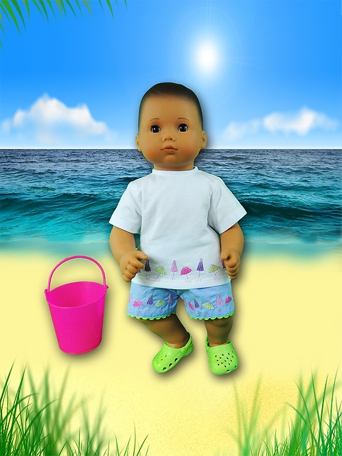 Beach Time Play Outfit