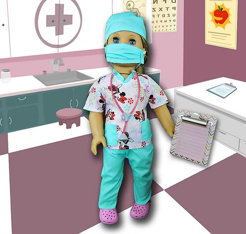 Minnie Nurse